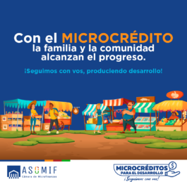 Microcrédito, familia y comunidad
